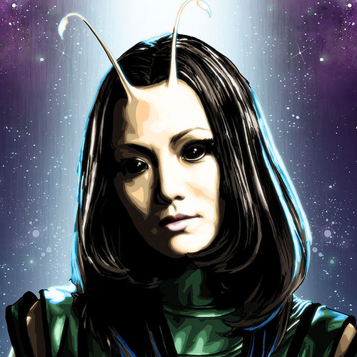Mantis, Guardians of the Galaxy, Pom Klementieff, Brian C. Roll, Odyssey Art, thbnail