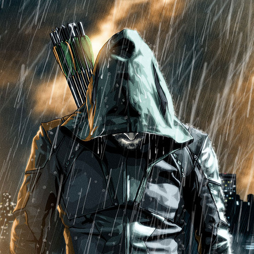 Arrow, Green Arrow, Stephen Amell, Take A Bow, Brian C. Roll, Odyssey Art, thbnail
