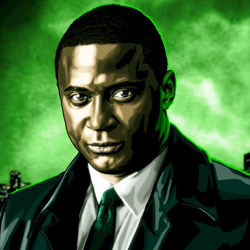 Arrow, John Diggle, David Ramsey, Brian C. Roll, Odyssey Art, small, thbnail