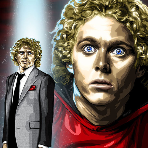Greatest American Hero, Ralph Hinkley, William Katt, Brian C. Roll, Odyssey Art, thbnail