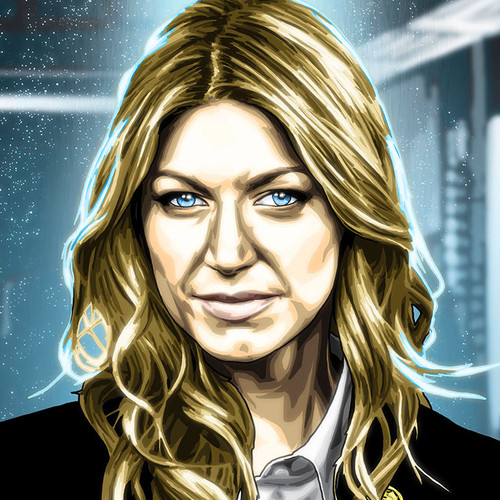 Legends of Tomorrow, Ava Sharpe, Jes Macallan, thbnail