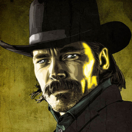 Wynonna Earp, Doc Holliday, Tim Rozon, Brian C. Roll, Odyssey Art, thbnail