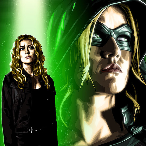 Green Arrow, Mia, Kat McNamara, Brian C. Roll, Odyssey Art, thumbnail