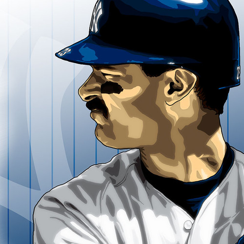 Don Mattingly, Brian C. Roll, Odyssey Art, thbnail