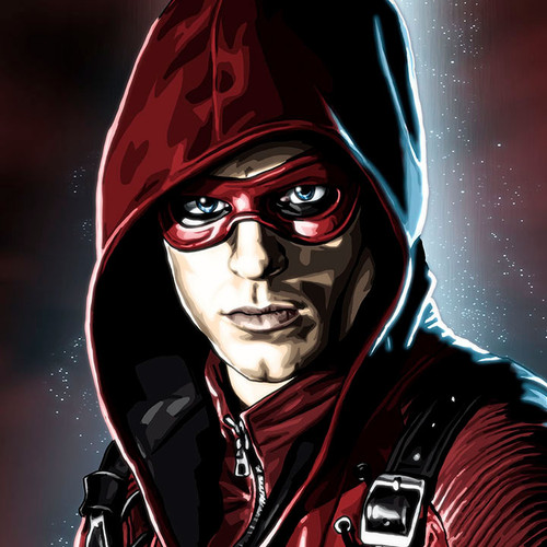 Arrow -Arsenal, Roy Harper, Colton Haynes, Brian C. Roll, Odyssey Art, thbnail