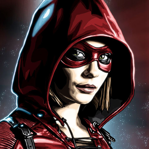 Arrow, Speedy, Thea Queen, Willa Holland, Brian C. Roll, Odyssey Art, thbnail