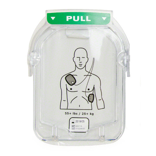 Philips M5071A HeartStart OnSite SMART Adult Replacement Cartridge Electrode Pads M5071A
