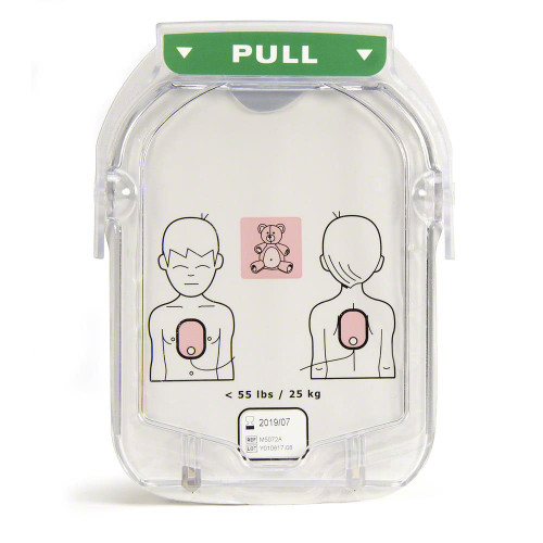 Philips OnSite Infant/Child Cartridge Electrode Pads M5072A