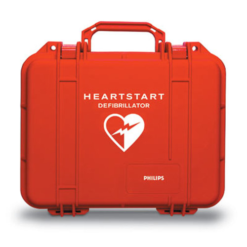 Philips Waterproof Hard-Sided AED Carry Case YC