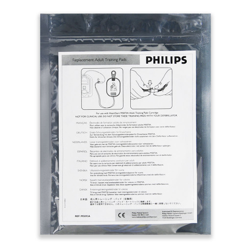 Philips OnSite Adult TRAINING Electrode Pads M5093A