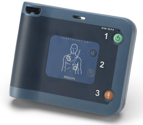 Philips FRx Aviation Defibrillator Bundle