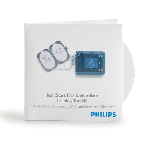 Philips HeartStart FRx Defibrillator Training Toolkit 989803139321