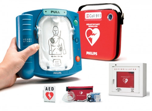 Philips Onsite AED Bundle