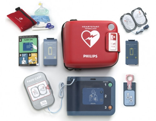 Philips HeartStart FRx bundle 861304-Bundle
