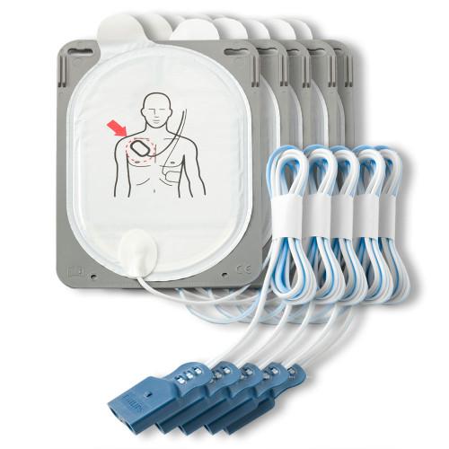 Philips HeartStart FR3 Replacement Adult Smart Pads III 5 pack 989803149991