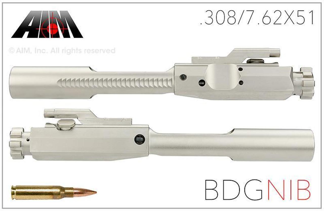 Nickel Boron 9mm Bcg