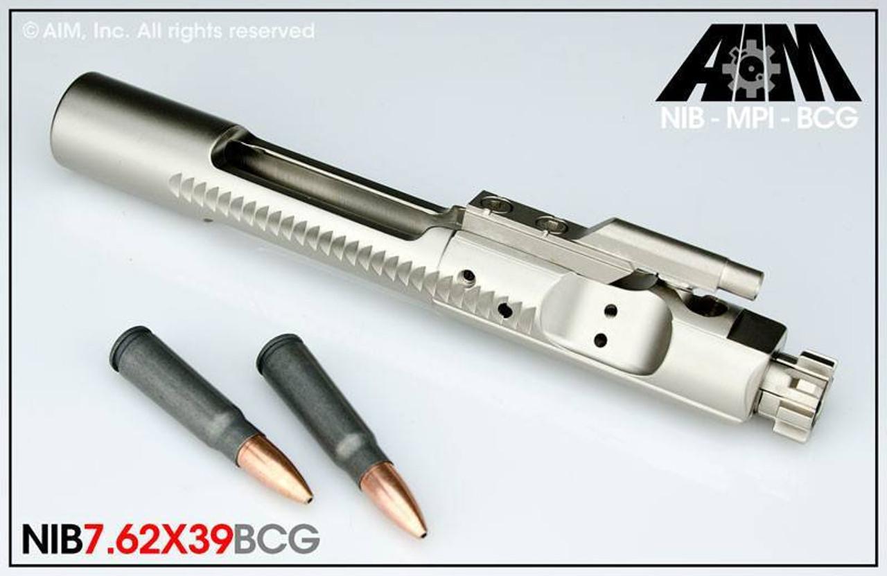 AIM 7 62 x 39 Nickel Boron Bolt Carrier Group MPI