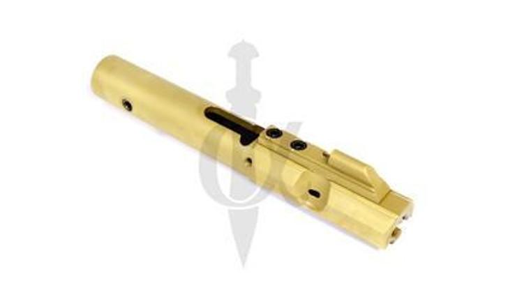 Alpha TiN 9mm Bolt Carrier Group