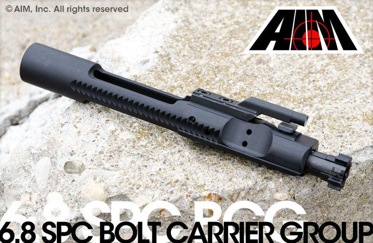 AIM 6.8 SPC Phosphate Bolt Carrier Group