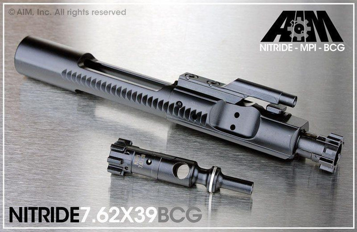 AIM 7.62 x 39 Nitride Bolt Carrier Group MPI Marked