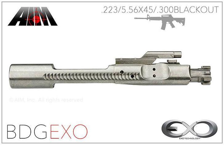 AIM NIB EXO Bolt Carrier Group 5.56/.223 MPI Coated by UCT