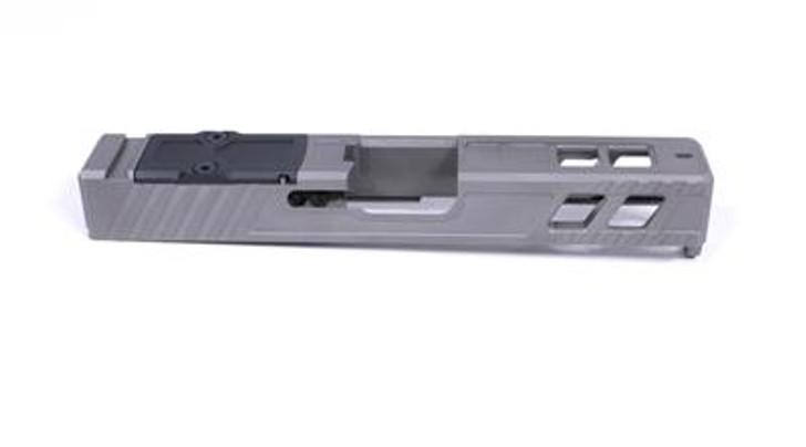 Alpha Marksman V4 G19 slide in stainless steel for Gen3 glock