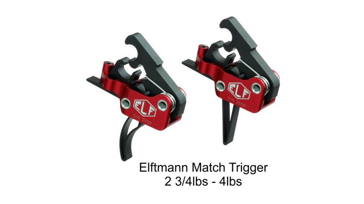 Elftmann ELF Match Trigger Pull Weight