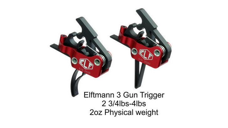 Elftmann ELF 3 Gun Trigger