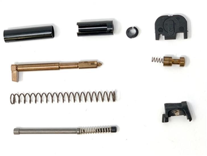 Alpha 9mm Glock Slide Completion Kit