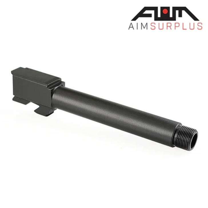 AIM Threaded Glock 17 Barrel Nitride