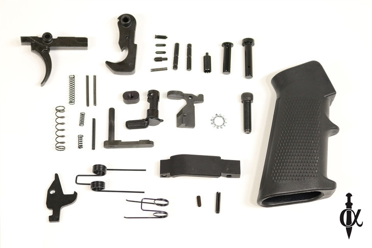 Alpha AR-15 Lower Parts Kit