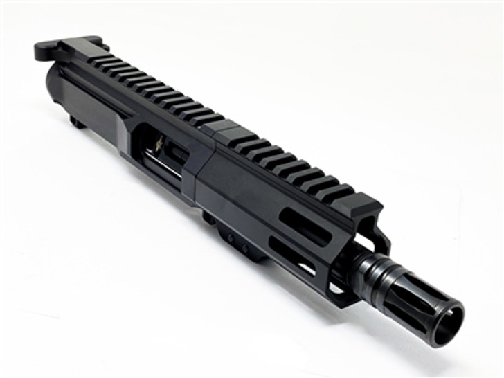 "Alpha 5"" 9mm Micro Pistol Upper M-LOK4 V2"