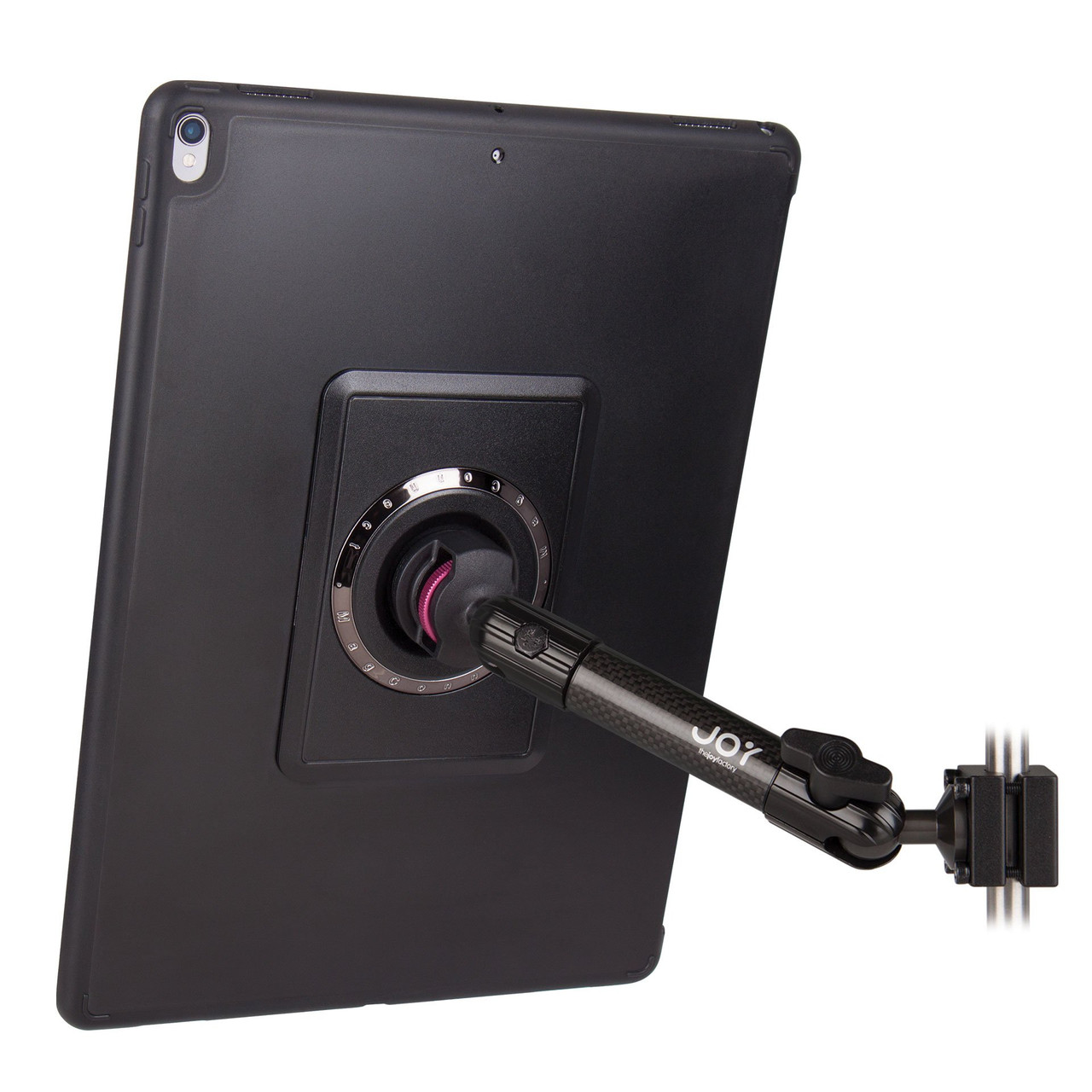 iPad Headrest Mount with Standard Tray for Pad Pro 12.9