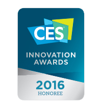 CES Innovations Award for The Joy Factory 2016