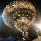 """Large Mediterranean Style Hanging Light, """"Imperial Style"""""""