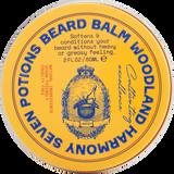 Organic Beard Balm, Woodland Harmony, 2 oz