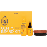 All Natural Beard Grooming Kit by Seven Potions, Citrus Tonic