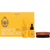 All Natural Beard Grooming Kit by Seven Potions, Woodland Harmony Scent