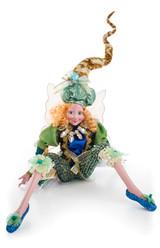 Mark RobertsLimited Edition Medium Peacock Jewels Fairy 29 of 500