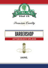 Barbershop Scent Aftershave by Stirling Soap Company