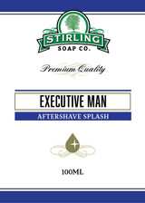Executive Man Aftershave by Stirling Soap Company