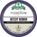 Witchie Woman Shave Soap For Her by Stirling Soap Company