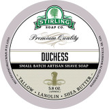 Duchess Shave Soap For Her by Stirling Soap Company