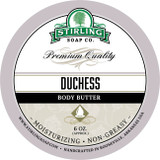 Duchess Body Butter by Stirling Soap Company