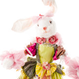 """Large Mrs Cottontail Bunny by Mark Roberts, 37"""""""