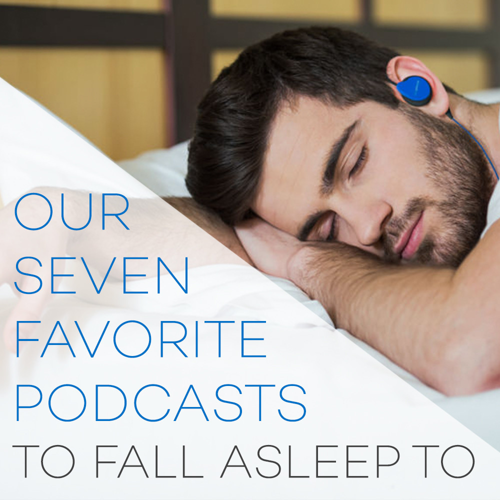 Drift into Dreamland with These Soothing Podcasts to Fall Asleep to