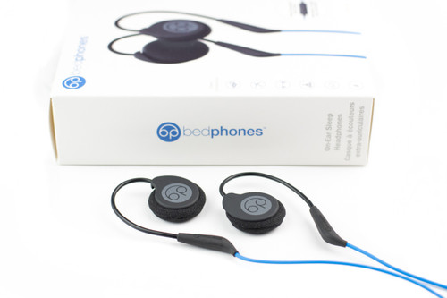 Bedphones - The World's Smallest On-Ear Headphones (Gen. 3)