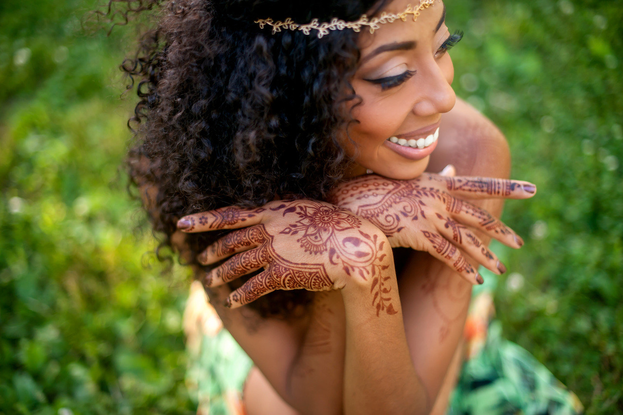 Image result for henna tattoo african american