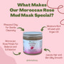 What Makes Our Moroccan Rose Mud Mask Special?