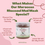What Makes our Moroccan Rhassoul Mud Mask Special?